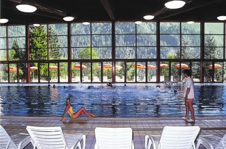 sappada dolomites swimming pool piani di luzza